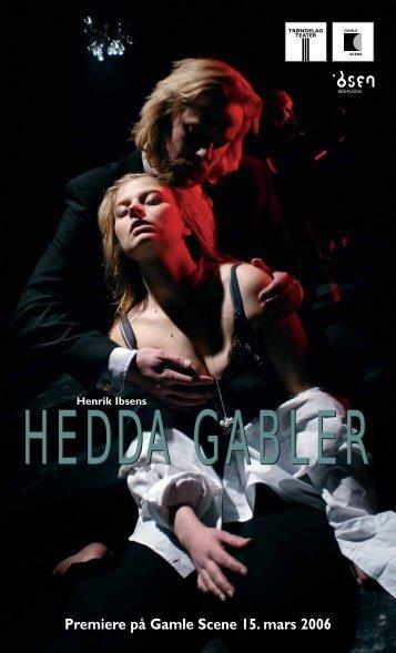 HEDDA GABLER program.pdf