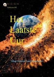 092 Het Laatste Uur - Islamitische Wetenschap Ahle Sunnat