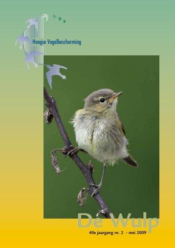 mei 2009 - Haagse Vogelbescherming