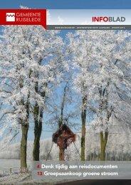 Winter 2012-2013 - Gemeente Ruiselede