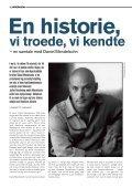 Jødisk Orientering maj 2012 - Det Mosaiske Troessamfund - Page 4