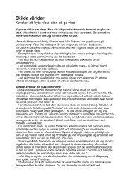 Publicerad i PS! – populär psykologi och medicin nr 1/2004. - neij.se