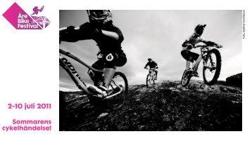 2-10 juli 2011 - Åre Bike Festival