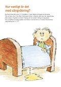 Frågor och svar om sängvätning - Sangvatning.nu - Page 2