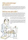 Frågor och svar om sängvätning - Sangvatning.nu - Page 4