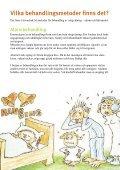 Frågor och svar om sängvätning - Sangvatning.nu - Page 5