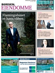 Flamingohuset er hans våben - Estate Media