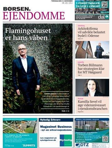 Flamingohuset er hans våben - Estate Media