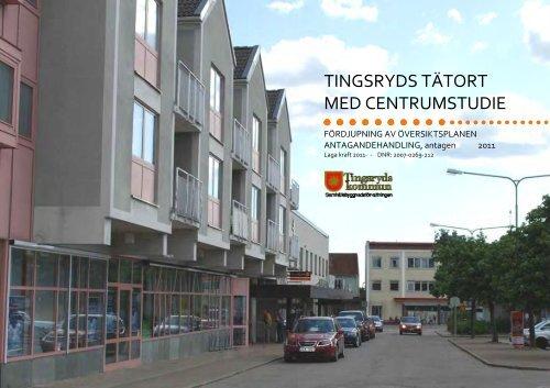 2011-11-24 Bilaga till ärende 7, del 1.pdf - Tingsryds kommun