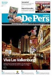 Viva Las Valkenburg! - Evelyne Gorter