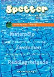 Spetter feb 2010 - Best4u Media - Zv De Spreng