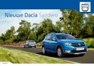 Brochure downloaden - ABD Dacia