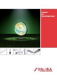 Aura Light Produktkatalog Eco Beleuchtungslösungen