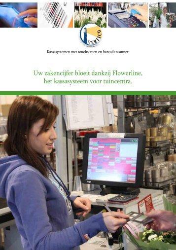 Folder Flowerline Tuincentra - Vertico IT-Solutions bvba - Vertico IT ...