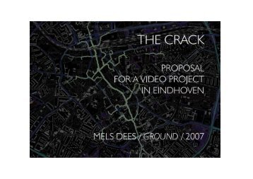 Project 'Ground' - Mels Dees