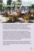 De smaken van Dordrecht - VVV Zuid-Holland Zuid - Page 3
