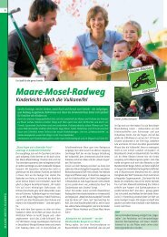 Maare-Mosel-Radweg Kinderleicht durch die ... - radwanderland.de