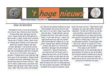Editie 4 Rhoda en Hanna - De Zevensprong