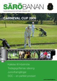 Ladda hem...(2,8 Mb) - Särö Golf Club