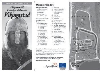 Välkommen till Fotevikens Museums Vikingastad. - Hem ...