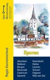 Open hier Monumentengids Kennemerland 2008 - Atelier Wim de ...