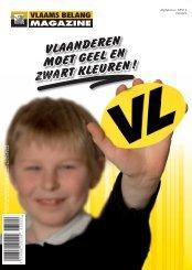 VLAANDEREN MOET GEEL EN ZWART KLEUREN ! - Vlaams Belang