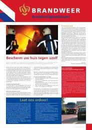 Brandveiligheidskrant.pdf - BrandweerKennisNet