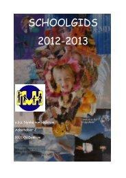 schoolgids 2012-2013 - Nynke van Hichtum