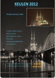 Brochure Keulen - Ludger College