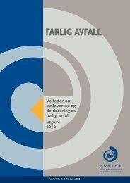 Veileder farlig avfall 2012.pdf - Norsas