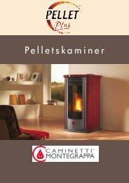 Pelletskaminer - Eko Energi Experten