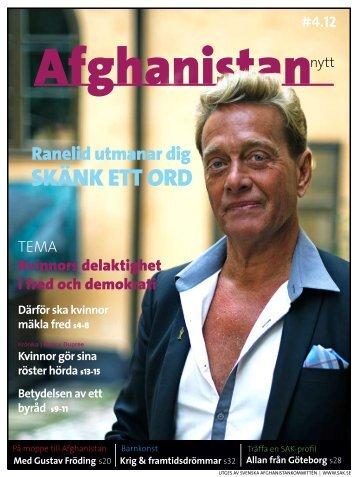 Här - Svenska Afghanistankommittén