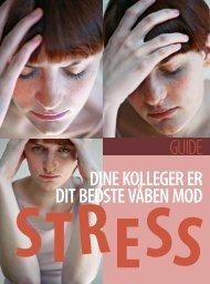 Femina: Dine kolleger er dit bedste våben mod stress (PDF