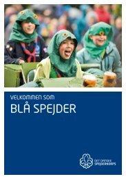BLÅ SPEJDER - Myretuen Gruppe