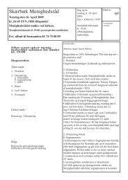 Referat af protokol nr. 167.pdf - Skærbæk Kirke