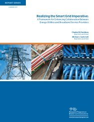 Realizing the Smart Grid Imperative: - Research Program on Digital ...