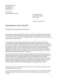 Vernehmlassung - SP Schwyz