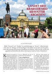 kroatien! - Nordisk Filateli