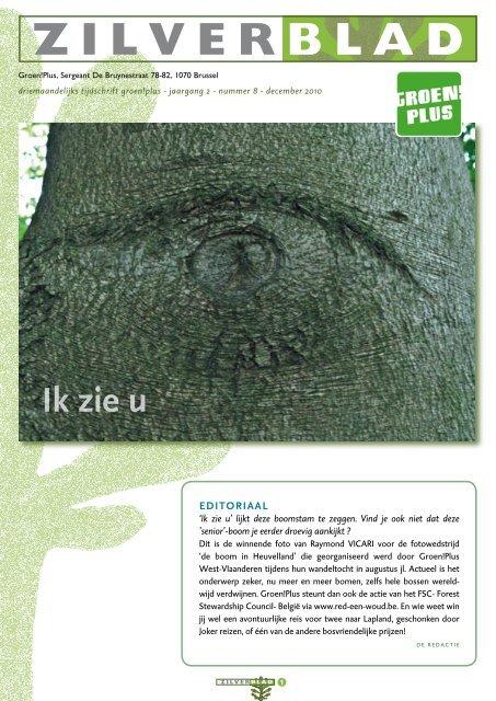 ZILVER BLAD - Groen Plus