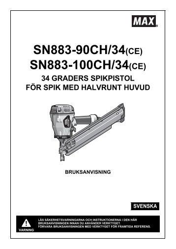 SN883-90CH/34(CE) SN883-100CH/34(CE)