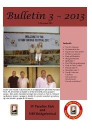 Bulletin 3-2013.pdf - Bridge for Alle