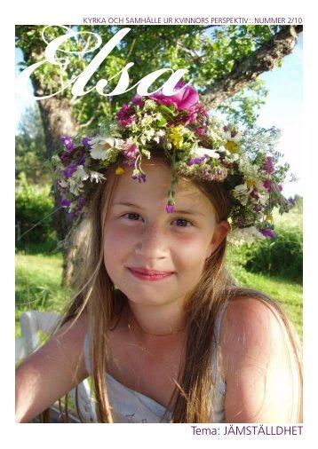 Nr 2 - Kvinnor i Svenska Kyrkan