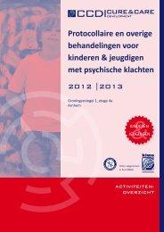 Protocollaire en overige behandelingen voor kinderen & jeugdigen ...