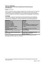 bijlage Nota van inlichtingen.pdf - Raad Achtkarspelen