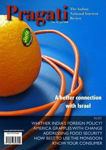Issue 16 - Jul 2008 - Pragati