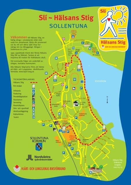 Karta Sollentuna Kommun