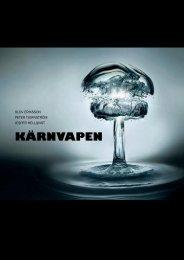 KÄRNVAPEN - Svenska och samhällsvetenskapliga ämnen