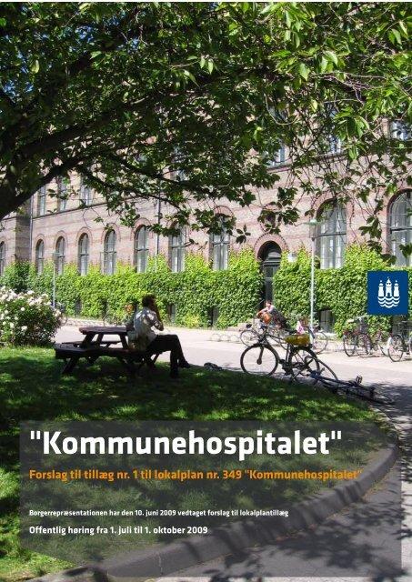 """""""Kommunehospitalet"""" - Københavns Museum"""