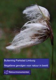 Bijlage beroepschrift Buitenring Parkstad - Milieufederatie Limburg