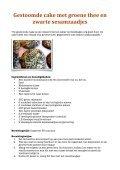 Natuurlijke Recepten - Natuurlijke Producten - Page 6